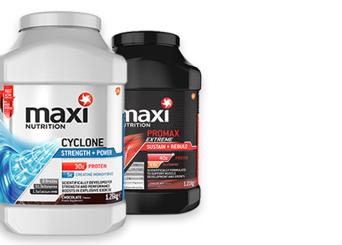 50% Student Discount at MaxiNutrition